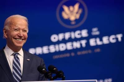 伊朗與西亞世界》2020年美國總統選舉與西亞世界