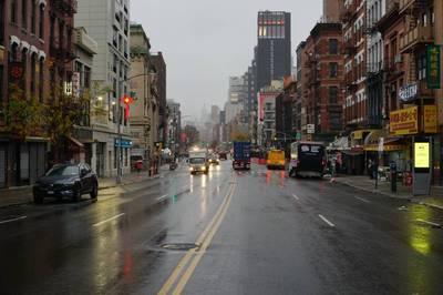 紐約地途》被新冠病毒偷走的2020紐約假日季節