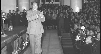 神奇海獅先生》【毛澤東與赫魯雪夫】和平的罪