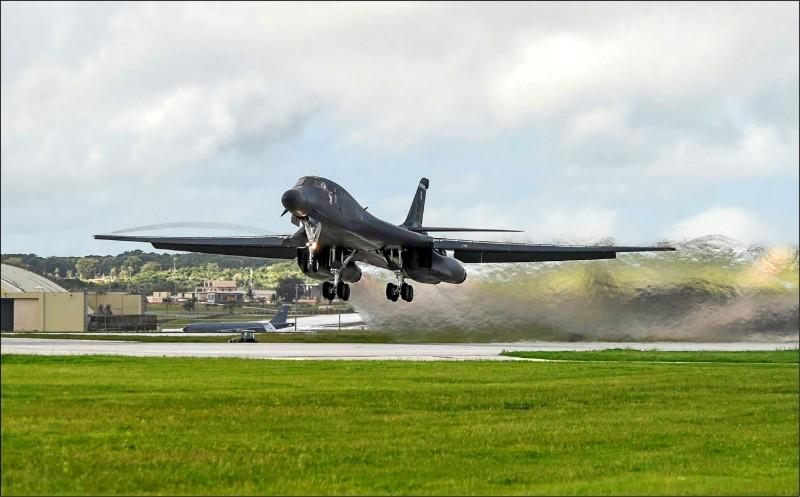 星期專論》轟炸機能否讓台灣在軍力過渡期制勝?