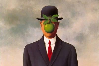 漫遊藝術史》消失的臉!為何馬格利特愛畫看不見的人臉?