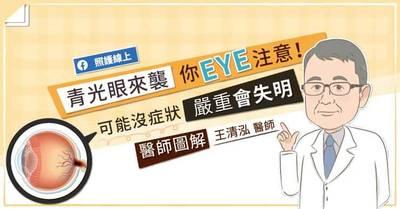 照護線上》青光眼來襲,你EYE注意!可能沒症狀,嚴重會失明,醫師圖解