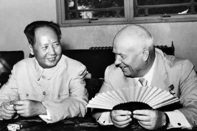 神奇海獅先生》【毛澤東與赫魯雪夫】「我一生中最悲慘的一天」
