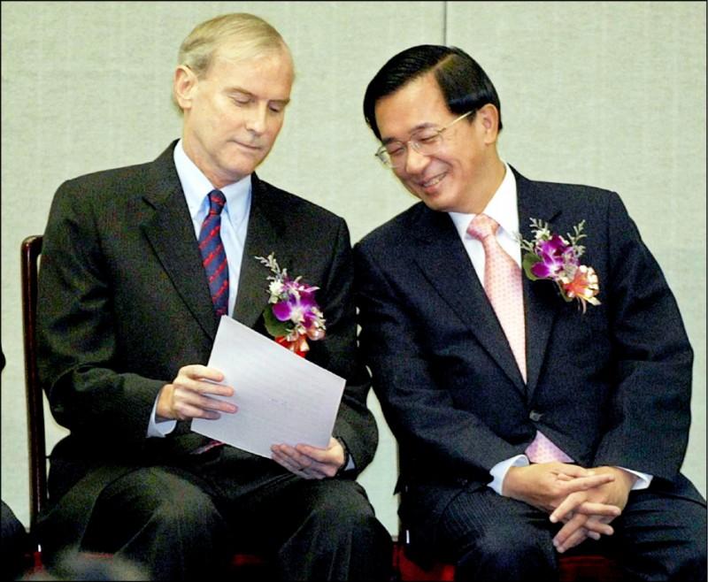 星期專論》我對陳水扁政績的評價