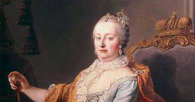 即食歷史》就算要賣掉裙子,也要光復故土的奧地利女王瑪麗亞.特蕾莎