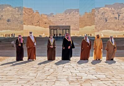 伊朗與西亞世界》卡達的三溫暖