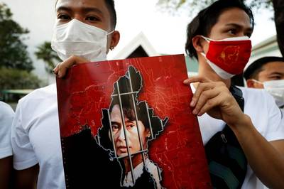 一路向南》2021緬甸軍事政變成因剖析