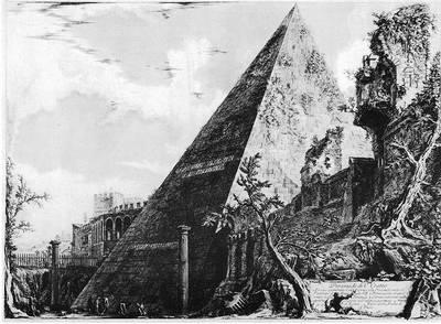 即食歷史》歐洲也有金字塔-羅馬的塞斯提烏斯金字塔