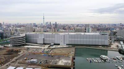 一級嘴砲》日本最大級自動化物流中心:X-Frontier