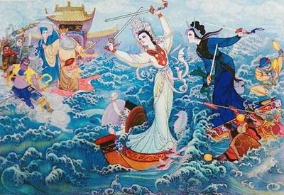 童話法律》水淹金山寺,有什麼問題?