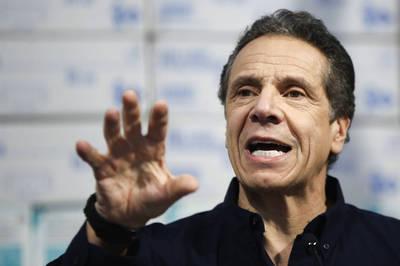 紐約地途》從抗疫神壇跌下來的紐約州長郭謨