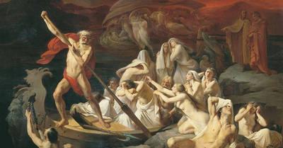 即食歷史》古希臘人認為往生後的世界「冥界」,是個怎樣的地方?