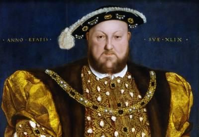 即食歷史》文藝復興最懂穿搭的高富帥—亨利八世