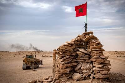 伊朗與西亞世界》三毛與西撒哈拉尚未結束的故事