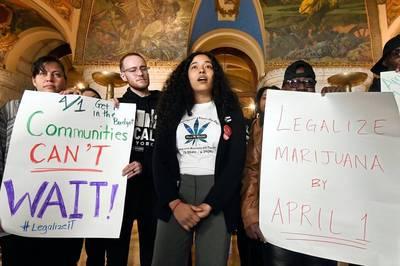 紐約地途》紐約娛樂性大麻合法化