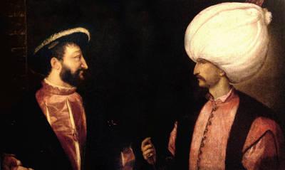 即食歷史》摒棄基督教與伊斯蘭教的爭鬥,法國與鄂圖曼帝國建立了歐洲首個跨宗教聯盟,目的是為了……