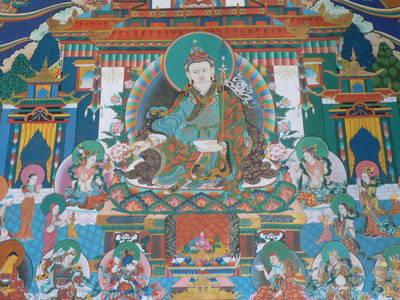 芭樂人類學》印度的西藏地圖:第十九張-從「當鐵鳥在天空飛翔」到「抵達湖邊的天鵝」