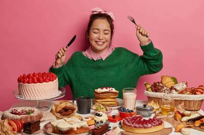 健康醫療網》吃甜食心情好、不吃就沮喪?你可能是糖中毒了!