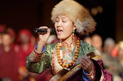 芭樂人類學》印度的西藏地圖:第廿張-來唱西藏的歌