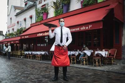 歐洲之心》法國利用「大」「小」空間活化疫情下的餐廳文化