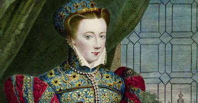 即食歷史》【Bitch!】站上斷頭臺的淫婦-蘇格蘭女王瑪麗.斯圖亞特