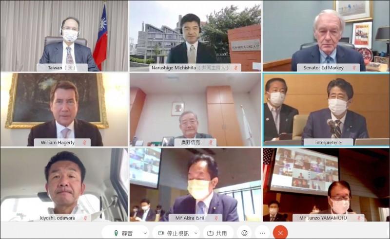 星期專論》「戰爭意味著台灣獨立」?