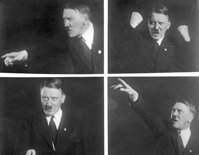 菜市場政治學》競選演說真的能吸票嗎?問希特勒