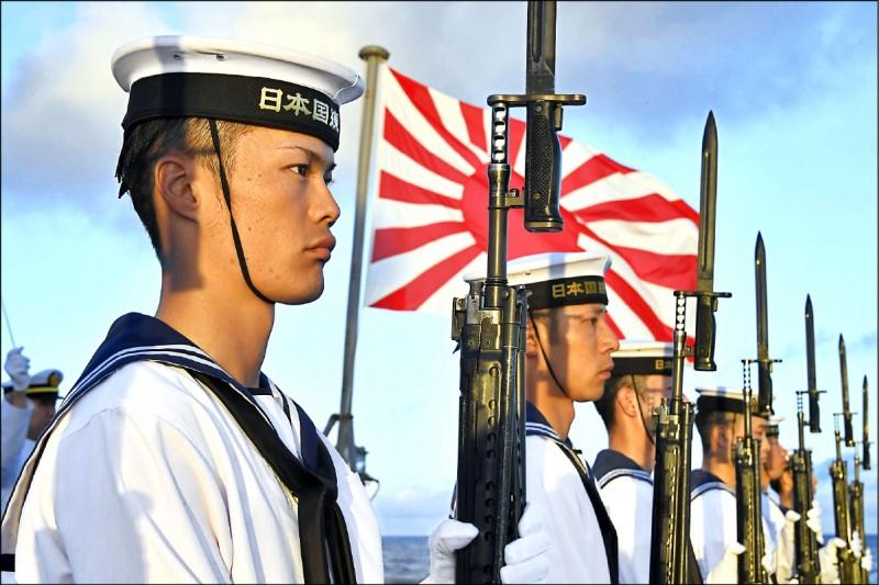 星期專論》日本會協防台灣!真的嗎?