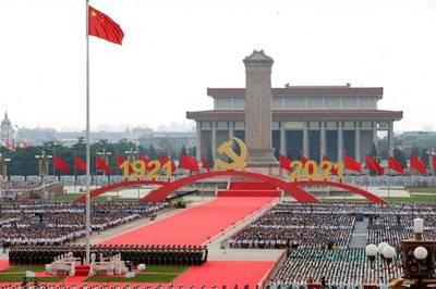 菜市場政治學》中國共產黨過去一百年來有甚麼樣的變化呢?
