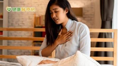 健康醫療網》氣喘患者易重症?疫情期間自我照護重點
