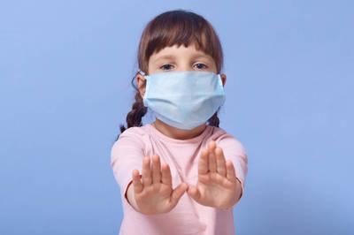 健康醫療網》Delta病毒株來襲 父母可以做些什麼保護孩子?