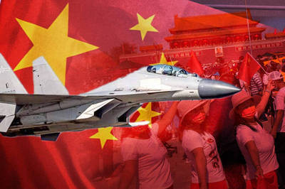 胡,怎麼說》敵機鄰空下,慶雙十,中華民國、台灣,同國一命!