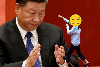 胡,怎麼說》習近平橫刀劫走辛亥、孫中山,國民黨不敢抗議,像小孬孬!