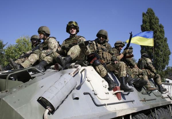烏克蘭與俄羅斯的緊張關係,是否會牽動整體國際局勢的變化,進而影響台灣呢?(法新社)