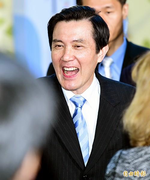總統馬英九。(記者王文麟攝)