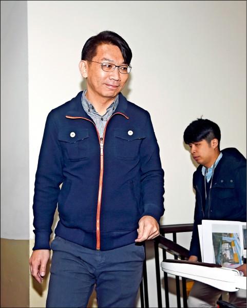 時代力量黨團總召徐永明。(資料照)