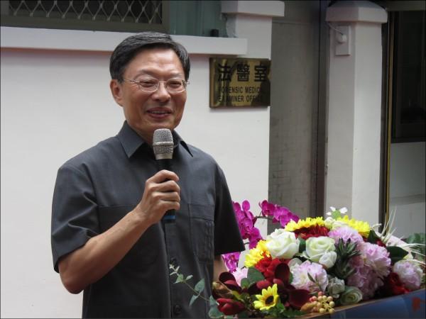 寄望未來的江惠民檢察總長,要以黃世銘為鑑,「總統的話不要聽」。(資料照)