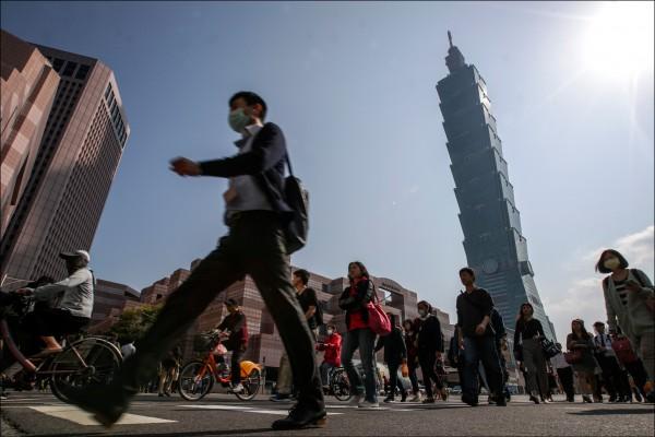 世界經濟論壇(WEF)「二○一八年全球競爭力報告」,我國排名第十三、亞太地區排名第四,且被評為「超級創新國」。(歐新社)