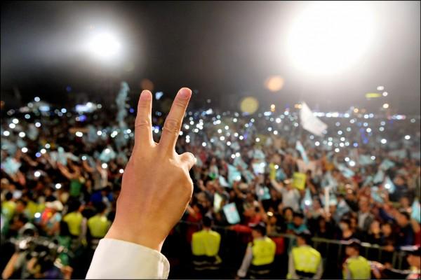 台灣需要開創新局的政治家