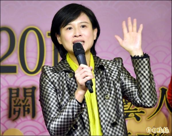 文化部長鄭麗君遭掌摑後重申,中正紀念堂轉型不能簡化為「去蔣化」,而是「再民主化」。(記者潘少棠攝)