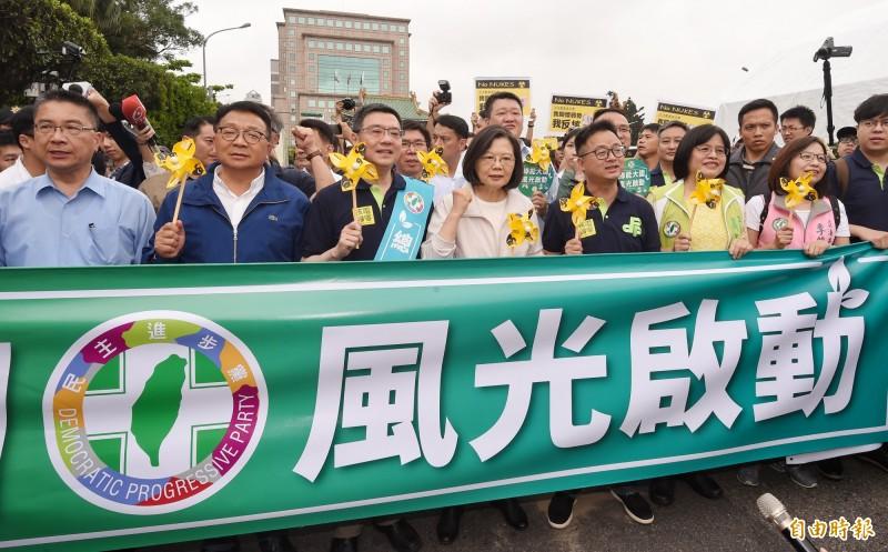 參與反核大遊行正是總統與民進黨應該做的