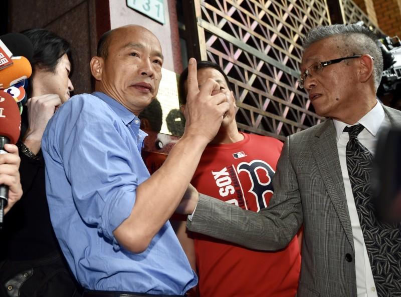 韓市長為「外生女」事件提告是在自掘政治墳墓?!