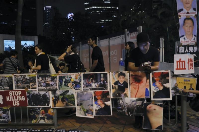 我們是擁有自由與人權的台灣國民