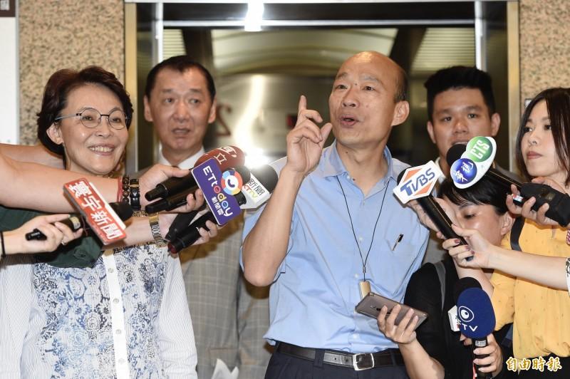 台灣到底是要選總統,還是要選特首?