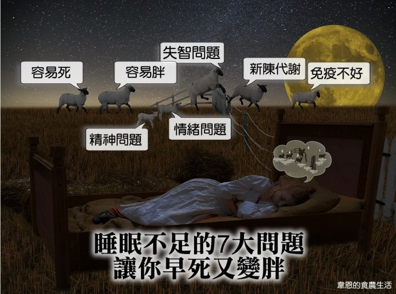 死亡 睡眠 不足