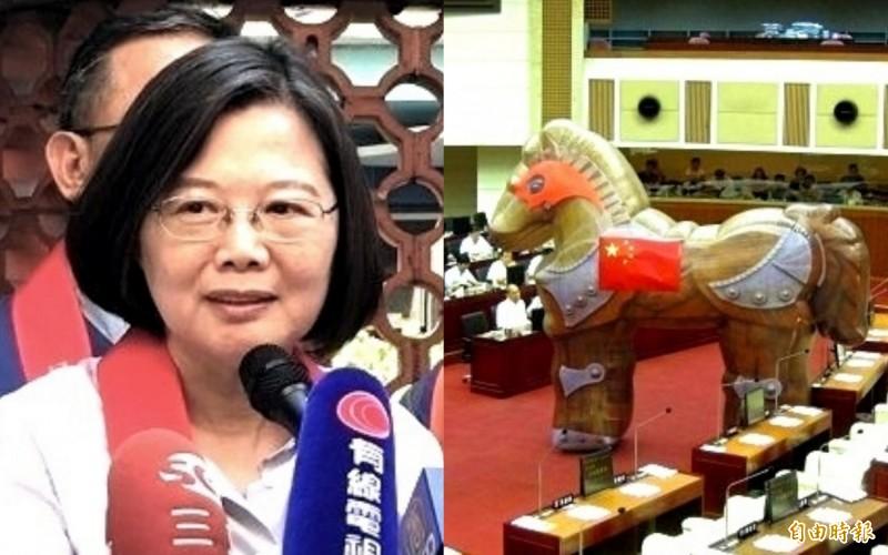 陳同佳案是中國的「木馬屠城計」!