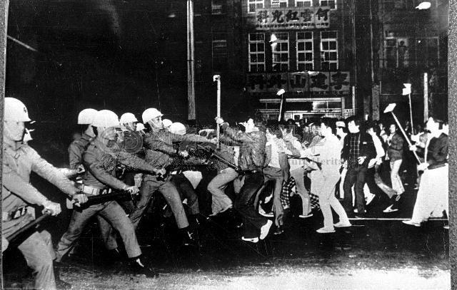 不要去示威就不會被打?長輩們請醒醒吧!