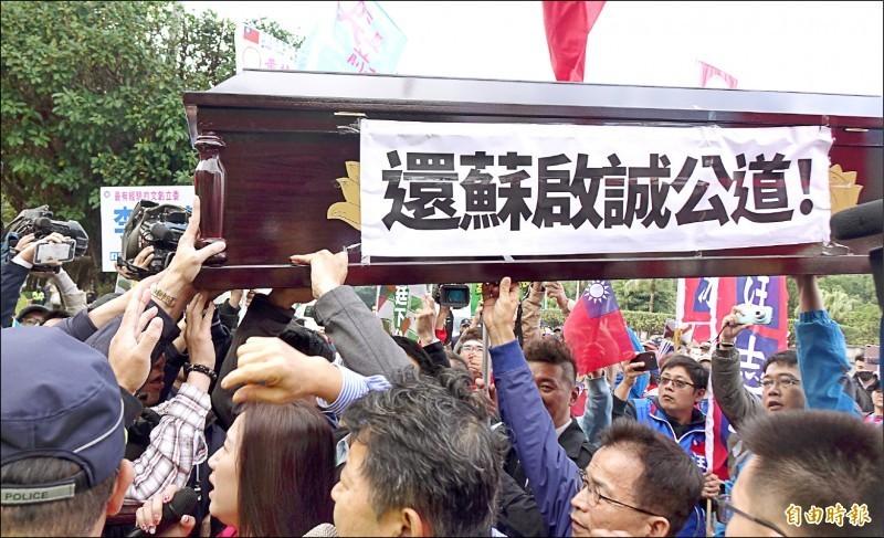 配合中國假新聞的國民黨,才是外交官之死的真正元凶!