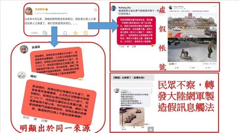 中國對台灣的滲透仍是現在進行式!