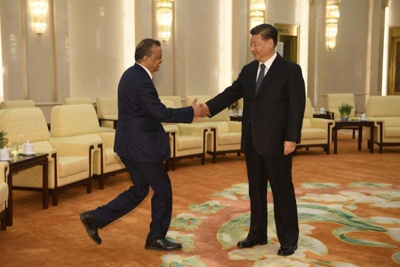 世衛秘書長譚德塞飆罵台灣的政治錯誤